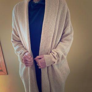 H&M cozy blanket cardigan w/pockets
